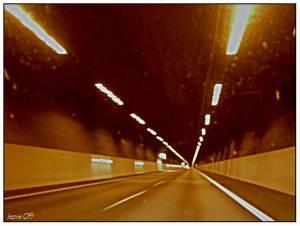 tunnelissa
